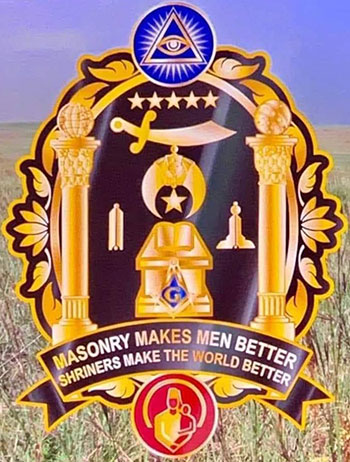 Imperial Potentate Jeffrey L. Sowder
